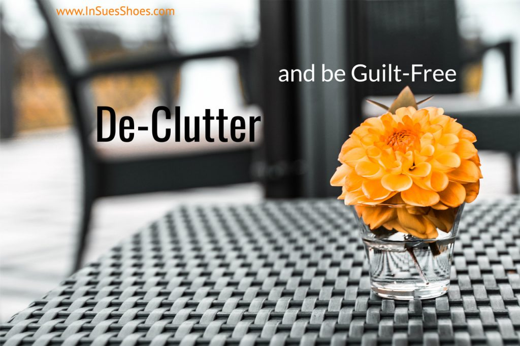 Declutter artwork Jan